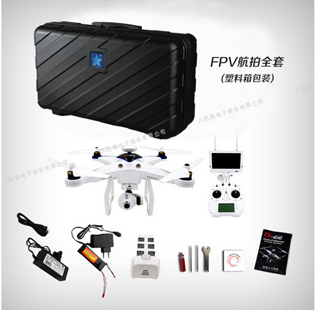 Cx22 Hot-Sell RC Quadcopter 2.4G RC Drone with Camera