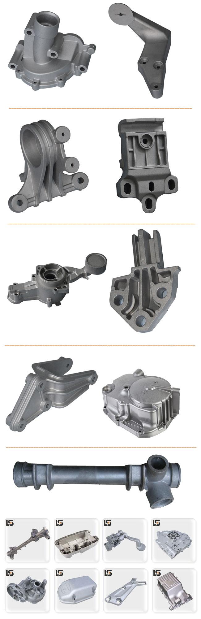 Aluminium Die Casting Motorcycle Parts