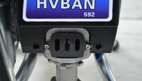 Hb-592 Spraying Equipment