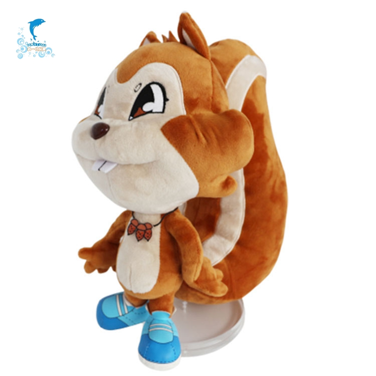 Squirrel Animal Characters Toys