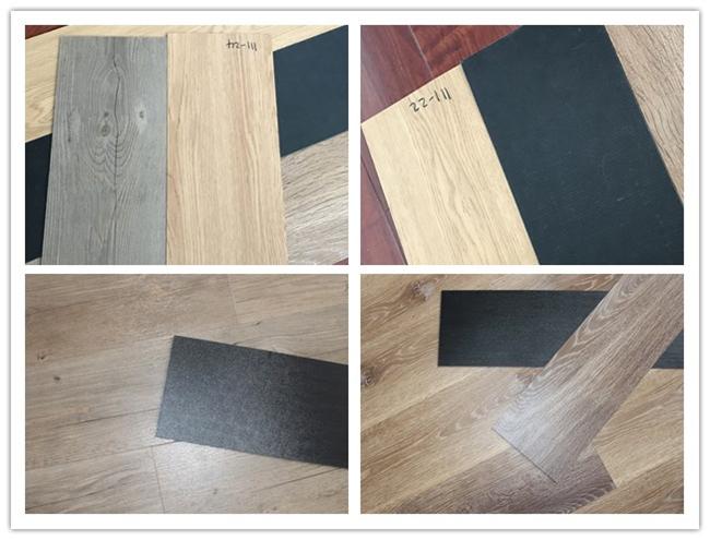Dry Back Wood Grain PVC Vinyl Flooring