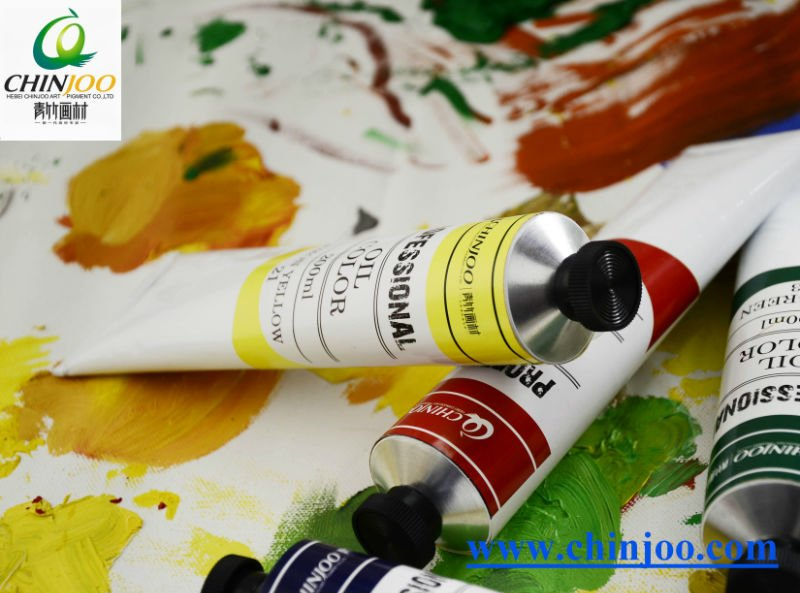 Artistic oil paints