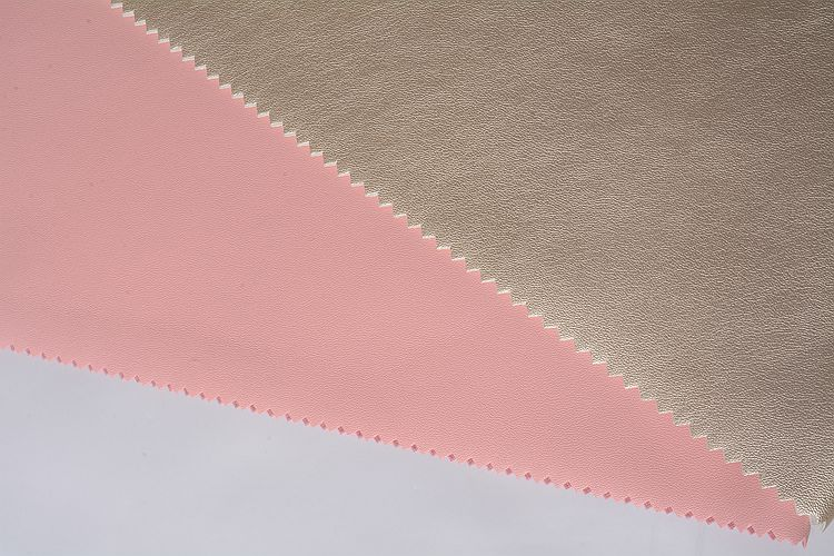 100% polyester faux leather fabric