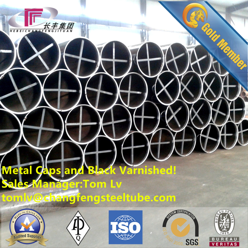 Welded Carbon Steel Pipe for Liquied Transport Steel Pipe