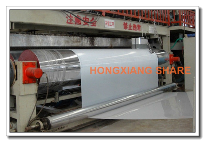 EVA Ecb PE Smooth Geomembrane with Flame Retardant for Tunnel