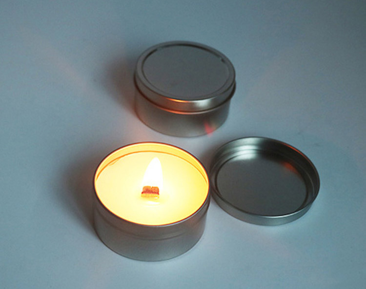 Travel Tin Soy Candles