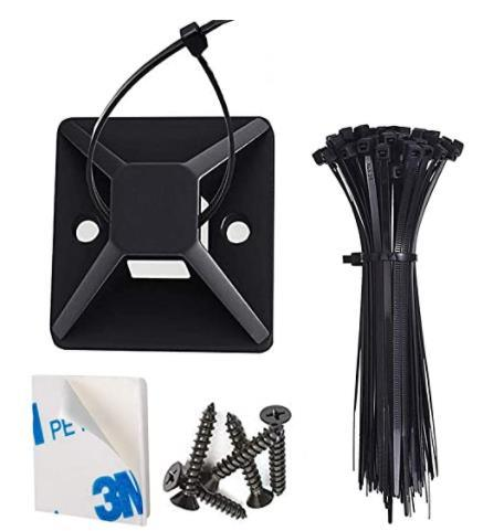 Cable Tie Mounts Wire Tie
