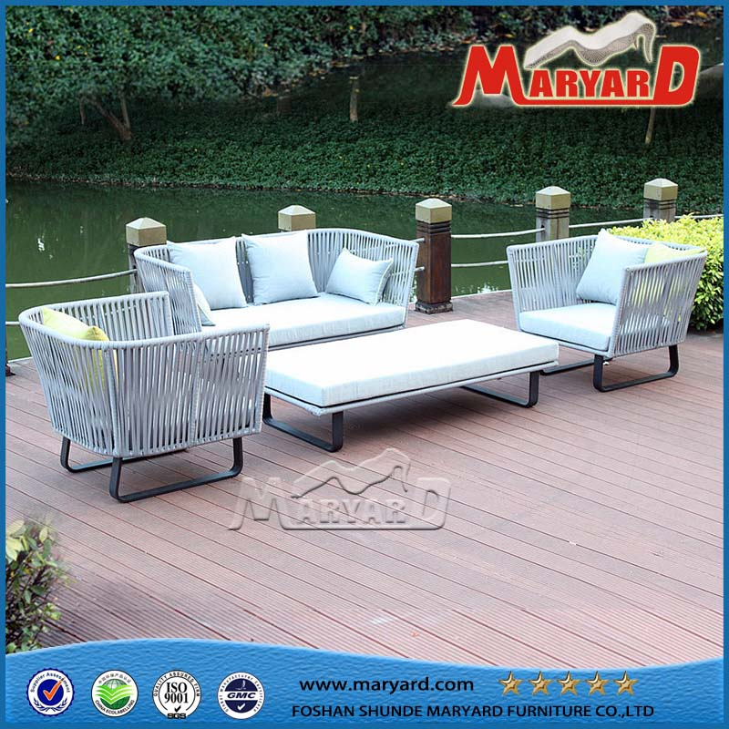Outdoor Weaving Rope Sofa Furniture
