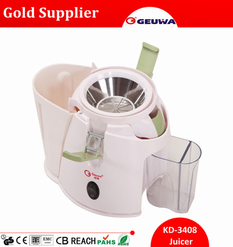 300W Stainless Steel Spinner High Extraction Rate Centrifugal Juicer