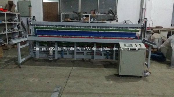 Zw6000 Automatic Plastic Sheet Bending Equipment