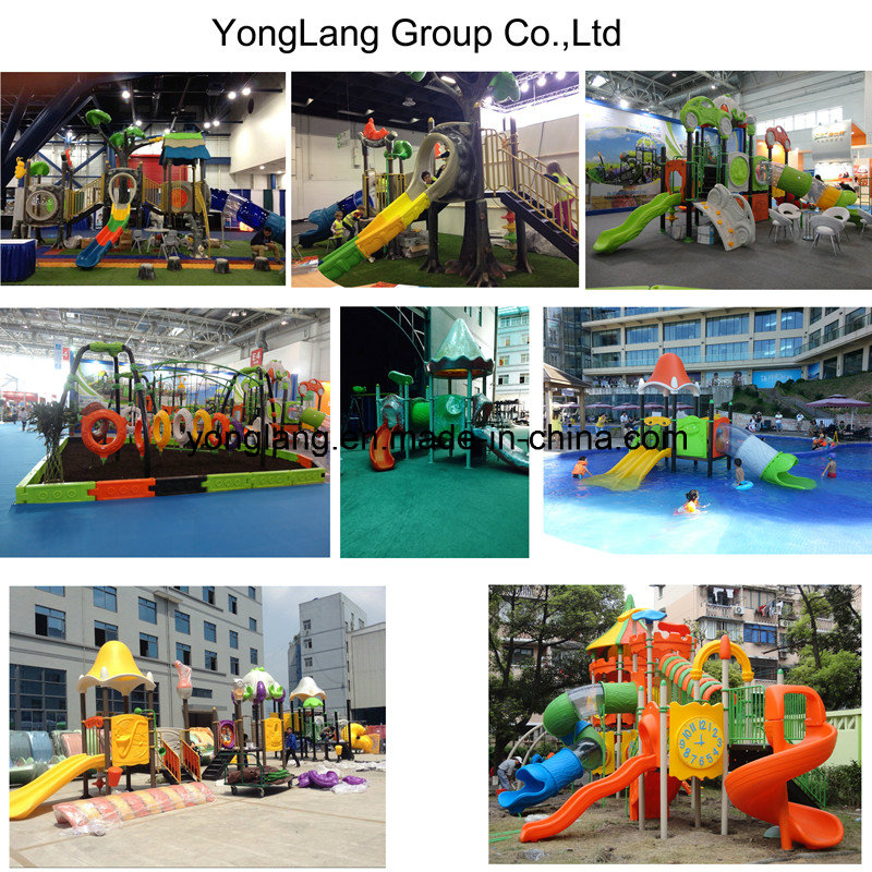Outdoor and Indoor Climbing Playground