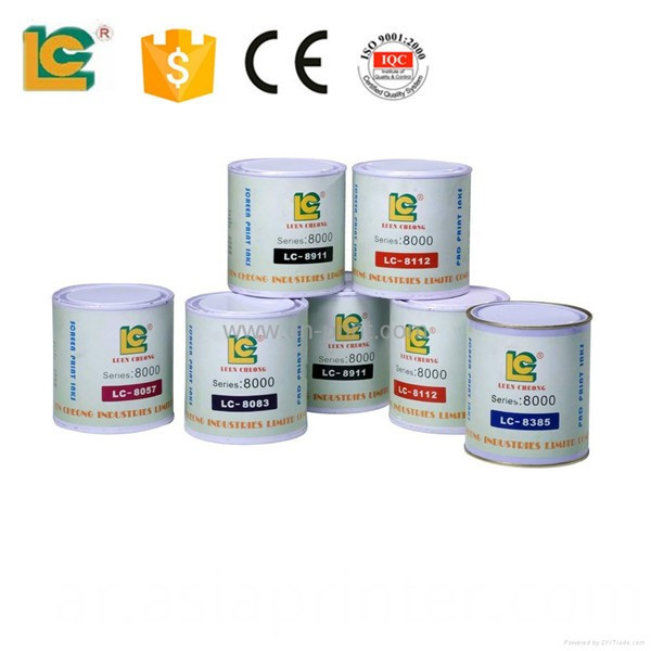Plastic and Glass PE Printing Ink