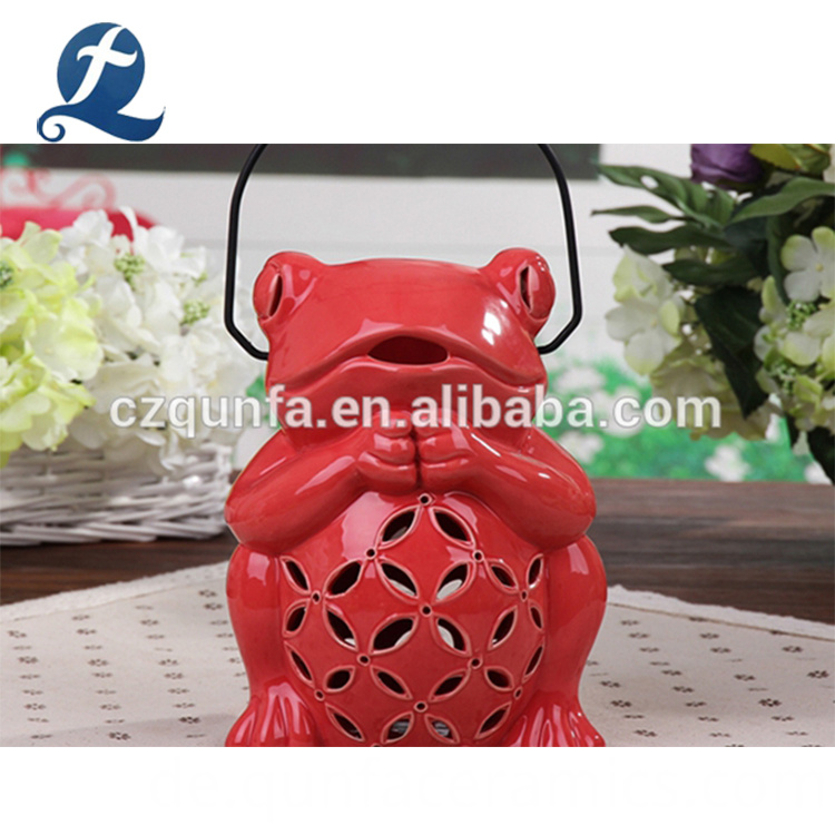 flower pot with handle