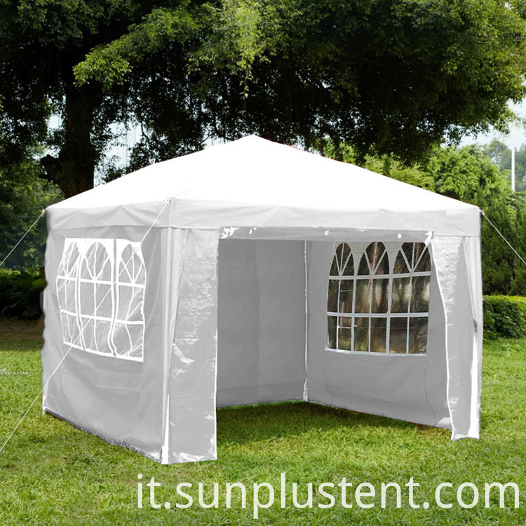 3x3 Pop Up Gazebo