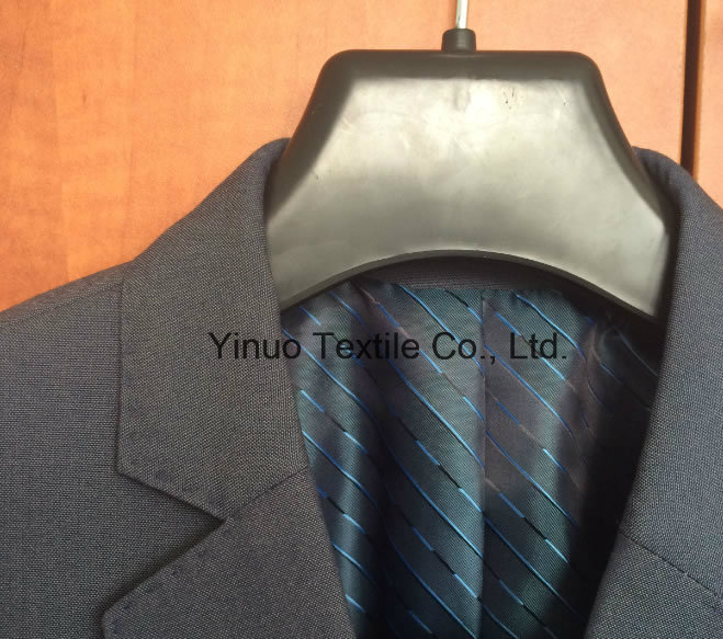Men's Suit Jacket Coat Casual Wear Lining Patterns Print Lining China Supplier
