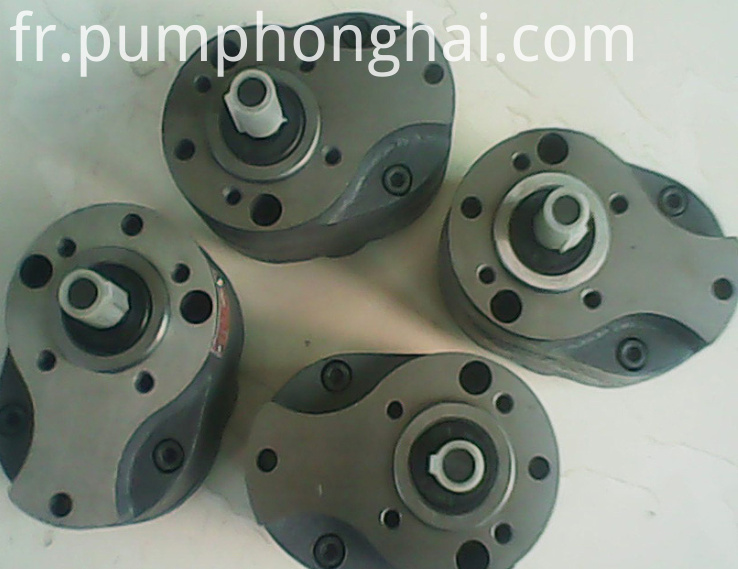 material mini gear pump