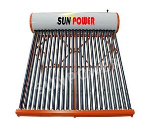 Vacuum Tube Solar Water Heater (SPR-47/1500-24)