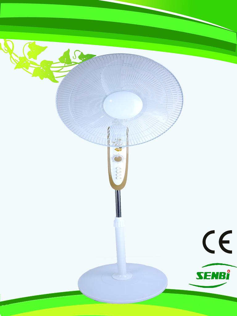 16 Inches 12V DC Stand Fan Solar Fan (SB-S-DC16K) 1