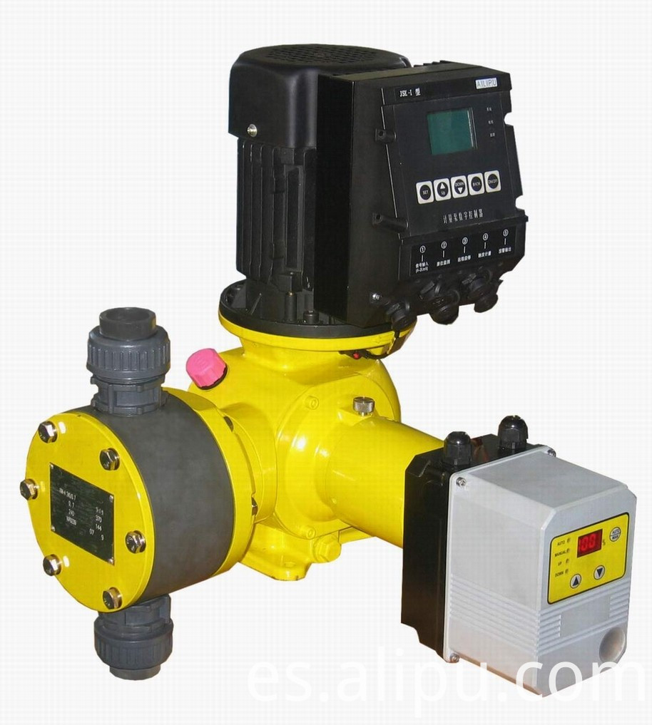 Digital control Mechanical Diaphragm Dosing Pump