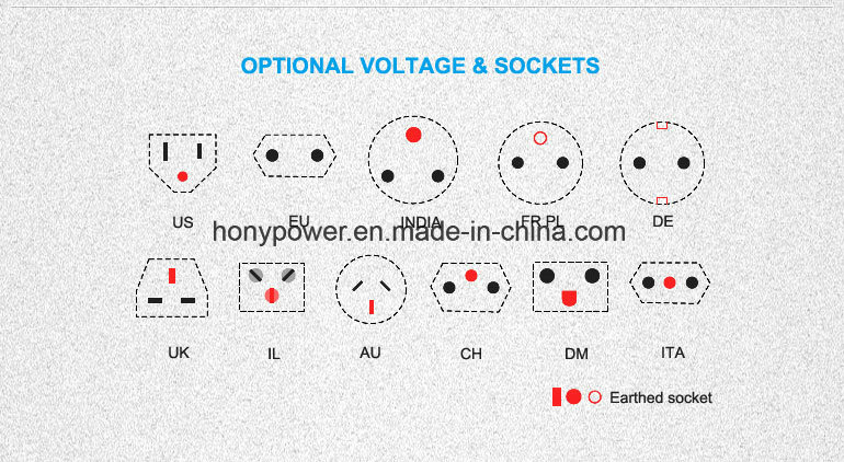 Honypower 50kw AC Brushless Alternator for Diesel Genset
