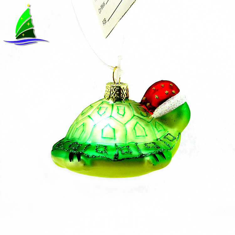 Festival Party Tortoise Christmas Decoration