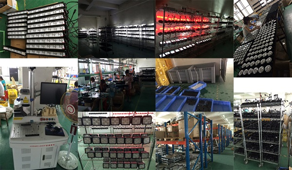 12V 56W 5inch LED Machine Working Lamps