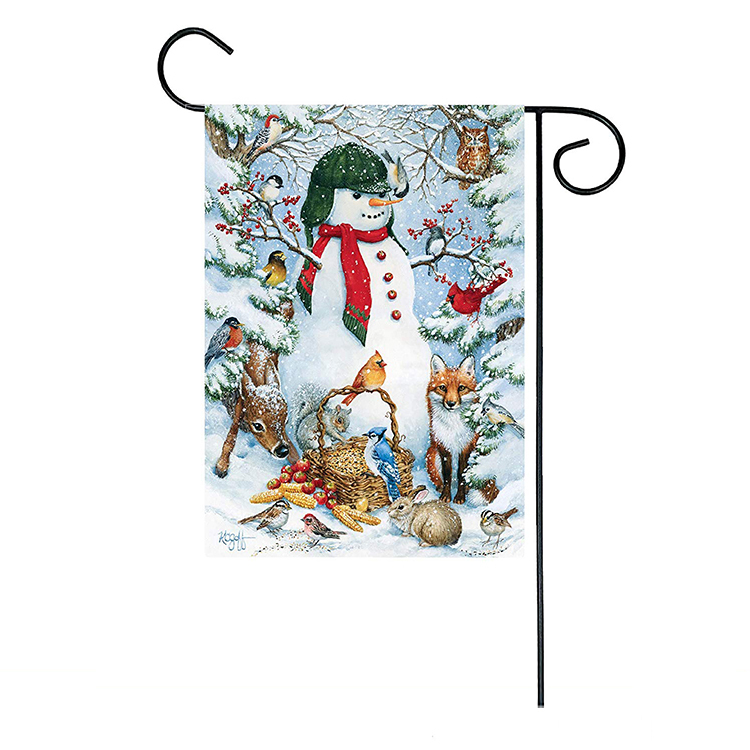 Seasonal Garden Flag