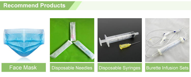 1cc Tuberculin Syringe With Needle