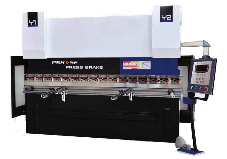 Hydraulic Synchronized CNC Press Brake
