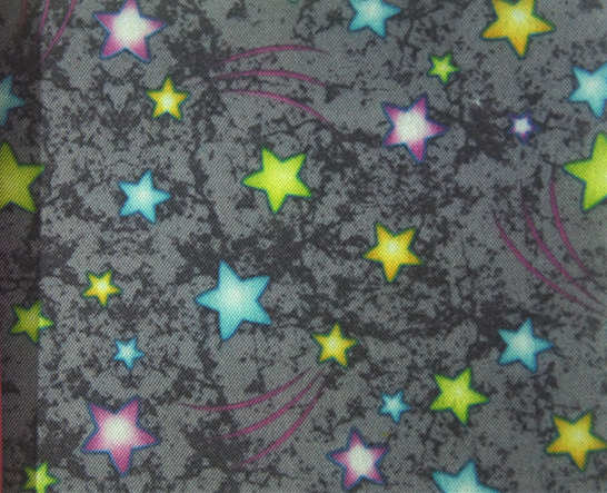 300d Printing Polyester Fabric with PVC Coating