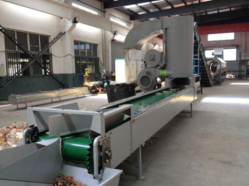 Purui Pet Recycling Line Plastic Machine Recycling Machine Plastic Recycling Machinery