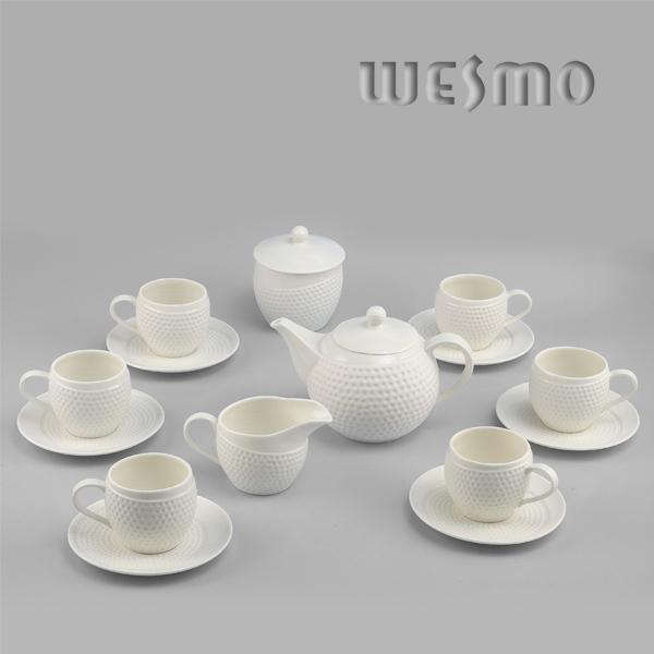 Ceramic Cup Coffee Set (WTC0402A)