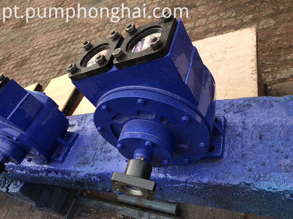 Transfer Pump Vane Type