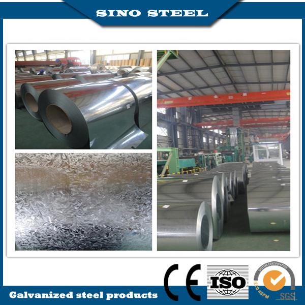 Steel Coil Gi PPGI Hot Dipped Zinc Coated Galvanized Steel Gi