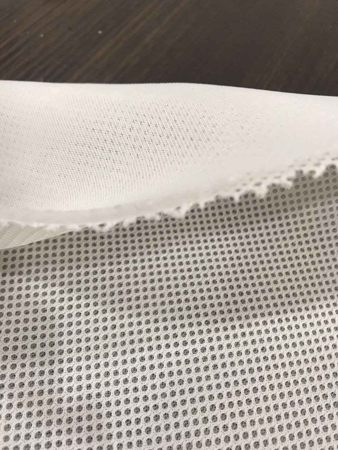 100% Polyester Mesh Fabric