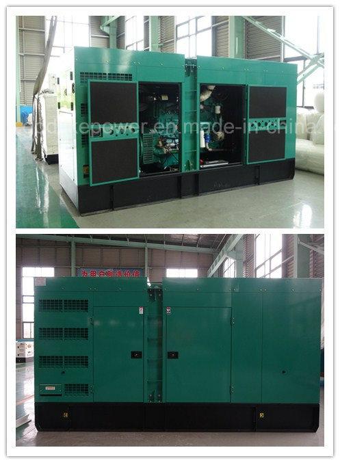 Famous Factory Supply 50Hz 250kVA/200kw Diesel Genset (NT855-GA) (GDC250*S)