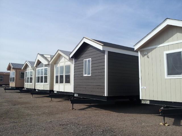 trailer house