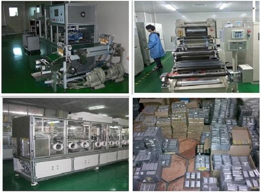 New Product 3.7V 603450 1200mAh Li-Polmer Battery Lithium-Ion Battery