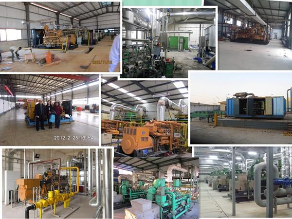 Best in China Generator Manufacturer Supplied 500kw Natural Gas Generator