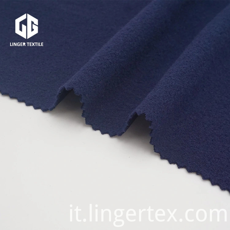 One Side Brushed Fabric