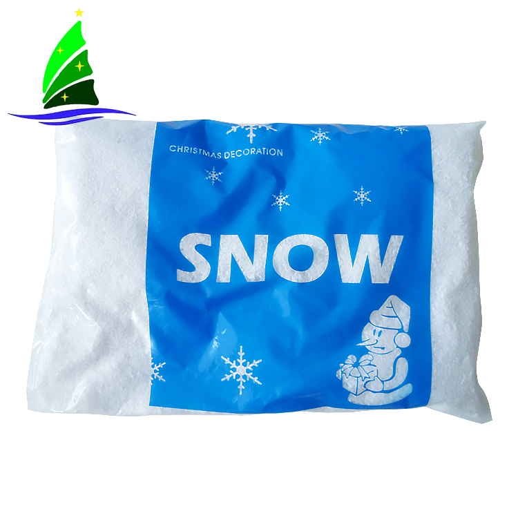 Outdoor Artificial Snow