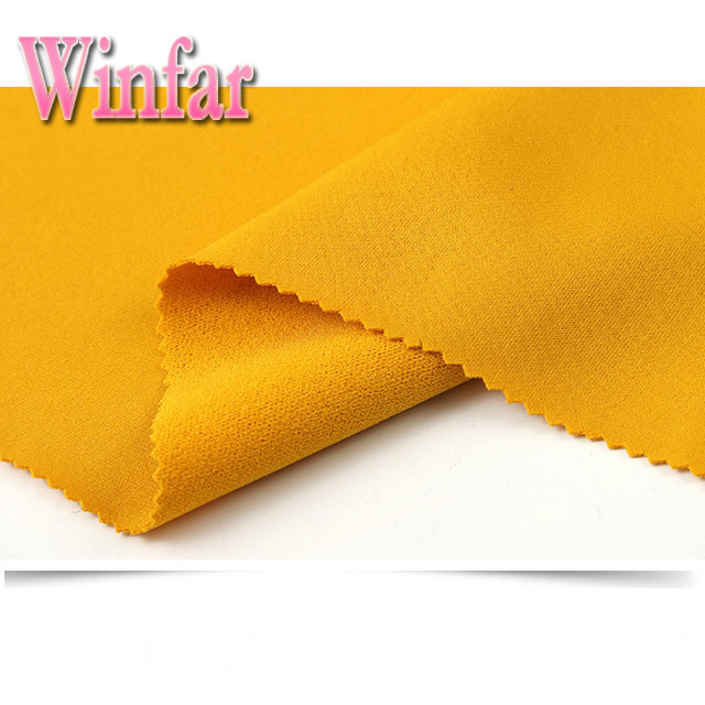 Soft Comfortable Scuba Crepe Fabric