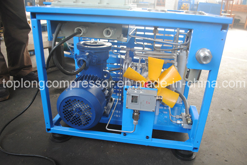 Bx6 Home CNG Compressor for Car CNG Compressor
