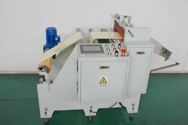 Sheet Sleeve Cutting Machine Roll to Sheet
