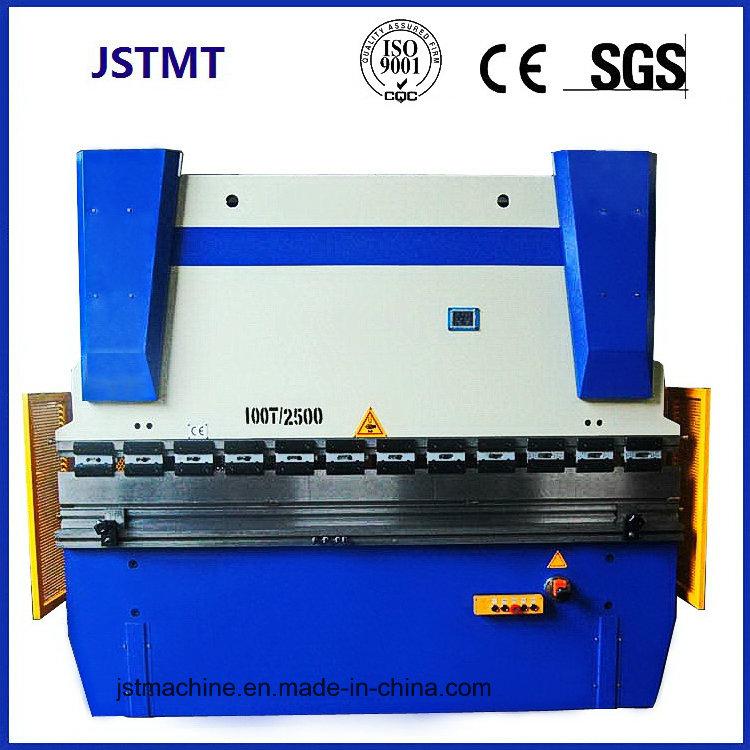 Small Capacity Hydraulic Press Brake (WC67Y-40T 2200)