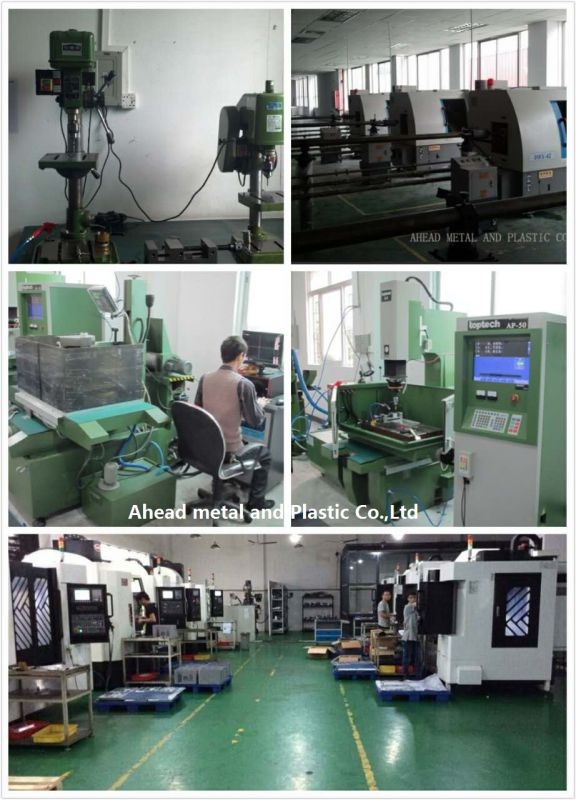 CNC Machining Parts / CNC Machined Parts Factory Supply