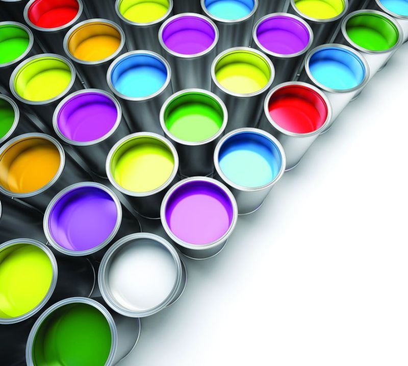 Water-Based Pigment Paste for Textile