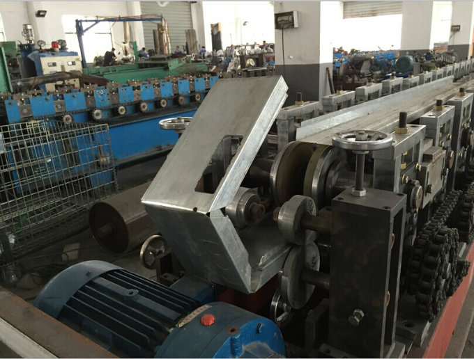 Factory Directly Selling Door Frame Roll Forming Machine