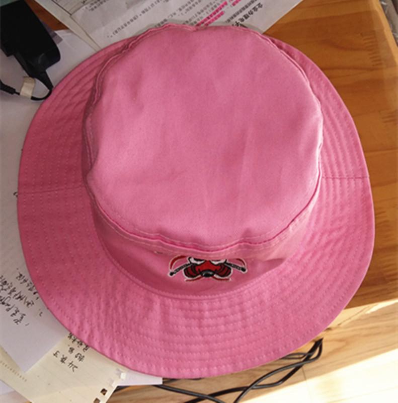 Fashion Fisherman Hat Embroidered Beach Cap Bucket Hat