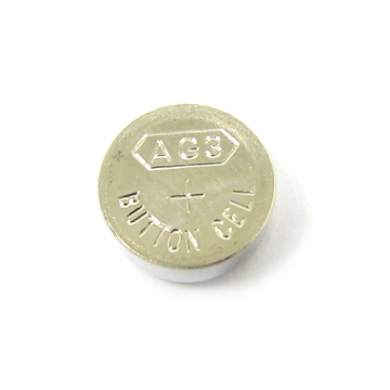 1.5V 31mAh Alkaline Button Cell Lr41 L736 AG3 Battery